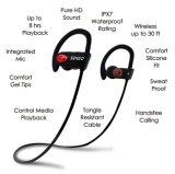 Bluetooth 무선 이동할 수 있는 Tws 헤드폰을 취소하는 2017년 심천 공장 방수 Senso 액티브한 소음