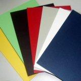 1.22X2.44 лист PVC белого лоснистого листа PVC Foma трудный, пластичный лист