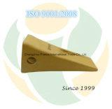 Dentes da cubeta do carregador da roda de Caterpiller dos dentes da forquilha (1U3252) para a máquina escavadora