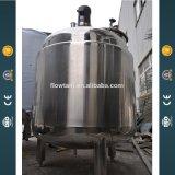 Réservoir de mélange de chauffage d'acier inoxydable de fonte électrique de chocolat