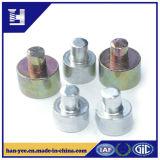 Rivets solides en métal de qualité dans le matériel