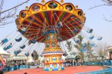 Het Vliegen van Ftfy de Super Ritten van het Pretpark van Stoelen 2016 Heetste