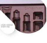 Profesional simple rígida caja de empaquetado de papel de impresión cosmética