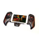 Tipo móvil de la palanca de mando del regulador del juego con la plataforma para la tablilla