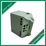 Caixa de armazenamento de papel extravagante do gato/cão do animal de estimação do tamanho do cliente