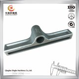 Kundenspezifisches Stahlgußteil-Metallpräzisions-Gussteil mit der maschinellen Bearbeitung