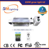 Hydroponyque 630W Double Ended Dimmable Ballast Grow Light Kit avec homologation UL