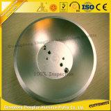 Perfil de aluminio trabajado a máquina CNC para según los requisitos de cliente