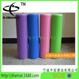 Rouleau de mousse de Pilates de gymnastique de yoga d'EVA de rouleau de mousse de fabrication