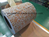 Bobinas galvanizadas prepintadas impresión del acero de China