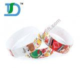 Bracelets bon marché de papier de Tyvek de bracelets imperméables à l'eau