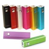 2600mAh côté de sauvegarde portatif de pouvoir de chargeur de batterie de l'External USB