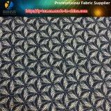 Ткань снежка диаманта ворсины полиэфира мягкая с печатание для рубашки (YH2138)