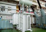 погруженный маслом трансформатор выпрямителя тока 6~230kv