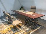 Классический новый стол компьютера типа с PVC (V25)