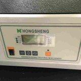 Máquina de teste da abrasão do laço da indicação digital