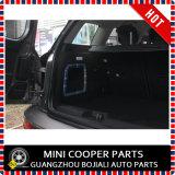 Clubman azul F54 de Mini Cooper da tampa da bordadura do armazenamento do tronco da cor de Speedwell (2PC/Set)