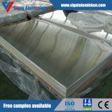 Feuille mince en aluminium de fini de moulin (1050, 1060, 1100, 3003, 5052, 6061)