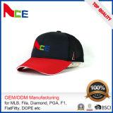 Бейсбольная кепка подгонянная оптовой продажей приспособленная Nylon обыкновенная толком