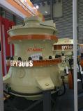 Grosse Kapazitäts-hydraulische Kegel-Zerkleinerungsmaschine im konkurrenzfähigen Preis (GPY300)