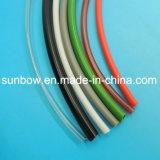 Tube ignifuge de PVC de plastique pour le harnais de fil