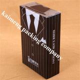 Alta calidad plegable caja clara de PVC de plástico para lápices paquete (caja de PVC)