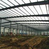 Almacén Pre-Dirigido del metal con el marco de acero para el almacén