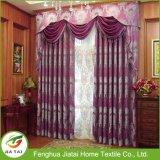 Las cortinas baratas y cubren las nuevas cortinas púrpuras florales