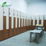 Z Shape Door HPL Laminate School Cabinet Gym Lockers