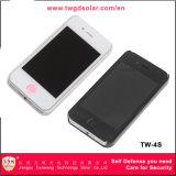 descarga eléctrica de Taser del teléfono celular elegante del iPhone para la autodefensa