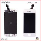 LCD Vertoning voor Frame van het Metaal van de Assemblage van de Becijferaar van de iPhone5s het Mobiele Telefoon