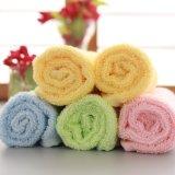 新しい販売の平野によって染められる優雅な100%年の綿のホテルの浴室タオル