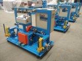 コアワイヤーまたは銅線の倍シャフトの実行中の巻き戻す機械