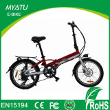 20inch 36V 250W pliant le vélo électrique intelligent