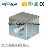 Testa dello scanner del galvanometro del laser del CO2 Jd1105 per il taglio del laser