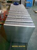 Het concurrerende Profiel Heatsink van het Aluminium met het Anodiseren en het Machinaal bewerken