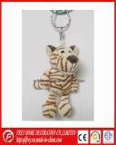 Mini giocattolo di Keychain del coniglio della peluche del regalo promozionale sveglio