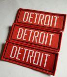 Emblema tecido chapéu de Detroit