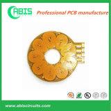 PCB гибкого трубопровода Enig толщины 0.15 mm