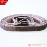 abrasivi di smeriglitatura non tessuti delle cinghie di 100*3000mm con la giuntura di merce (alta qualità)
