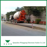 Маштаб тележки Weighbridge для нефтяного танкера