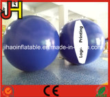 Ballon de publicité gonflable personnalisé d'hélium avec l'impression de logo