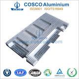 電子工学のためのアルミニウム機構の前面パネル