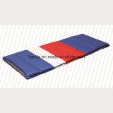 Das Polyester gemischte Farben-Kampieren schlagen Schlafsack ein