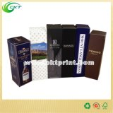 Boîte en carton de qualité pour la boîte-cadeau de vin (CKT-CB-463)