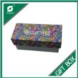 Изготовленный на заказ малая коробка кольца ювелирных изделий с логосом печатание