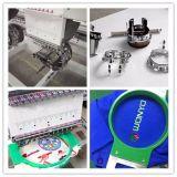 Japanse ServoMotor 4 de Hoofden Geautomatiseerde Machine van het Borduurwerk, Commercieel Gebruik met Concurrerende Prijs