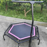 Mini Rebounder 50inches Universal Handgreep Trampolín