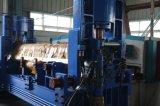 Машина завальцовки гидровлического листа металлопластинчатая