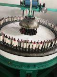 전산화된 자카드 직물 면 털실 레이스 직물 기계장치